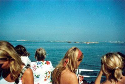 ferry from saltholmen