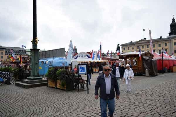 Gustav Adolfs square