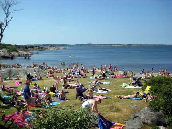 Lilleby havsbad Torslanda