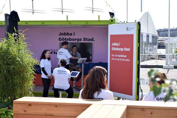 Jobb i Göteborgs stad