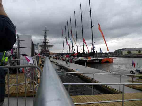 volvo ocean race 2018 Gothenburg