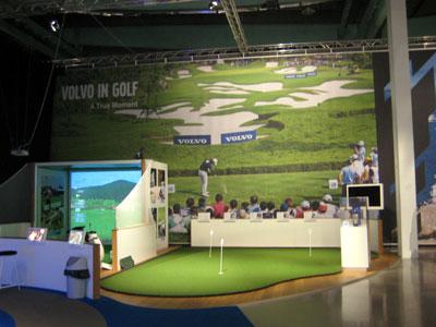 volvo golf