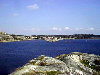 view from south styrso
