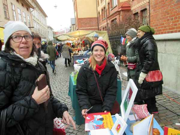 traditional christmas fairs in gothenburg